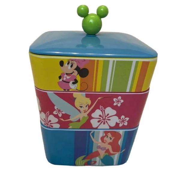 Disney Summertime Fun Stacking 3 Dish Set